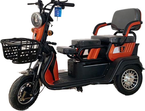 Xe điện 3 bánh thiết kế tối giản phoxedien