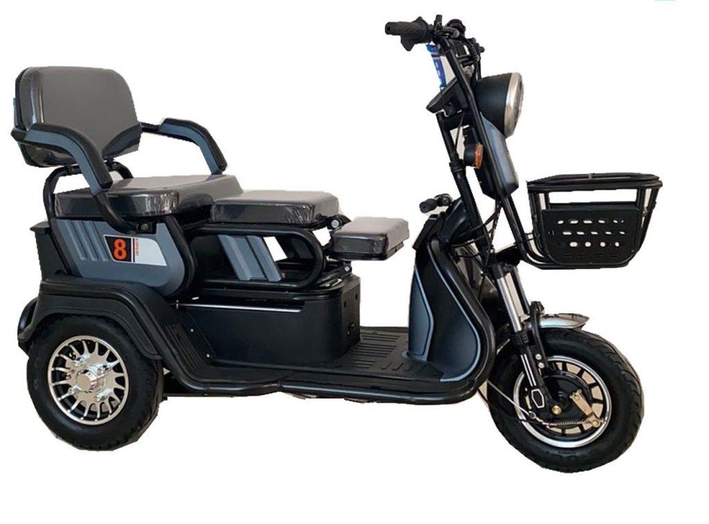 Xe điện ba bánh cho người già người khuyết tật