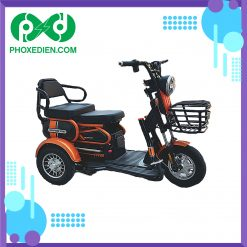 Xe máy điện 3 bánh super mẫu mới nhất 2021 tại phoxedien.com