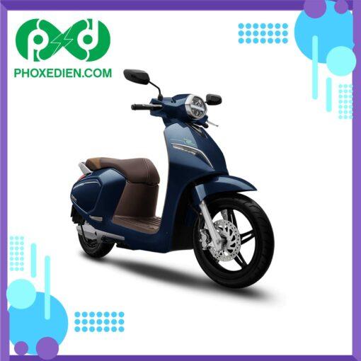 Xe máy điện VinFast Klara S Màu-xanh