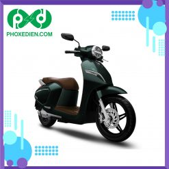 Xe máy điện VinFast Klara S Màu-xanh-lá-cây-đậm