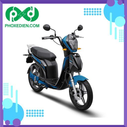 Xe máy điện VinFast LUDO Màu-xanh