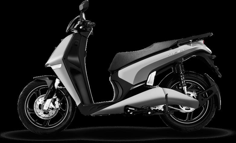 Xe máy điện VinFast Theon thiết kế hiện đại