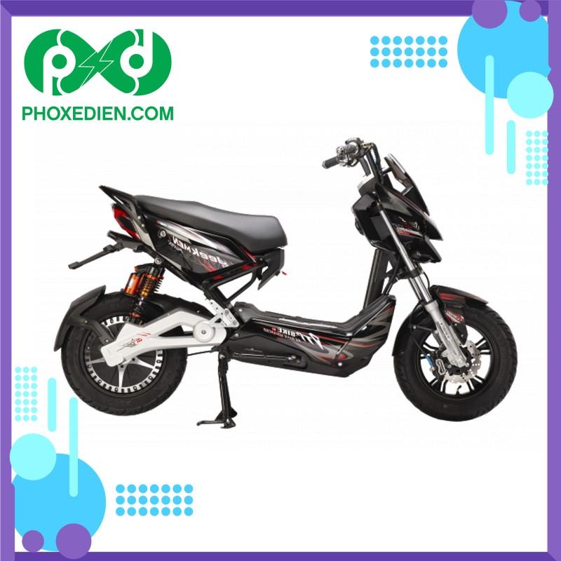 Xe máy điện DTP Xmen Jeek 2021- phong cách thể thao, mạnh mẽ