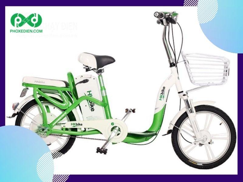 Xe đạp điện HKBike có nguồn gốc, xuất xứ từ đâu?