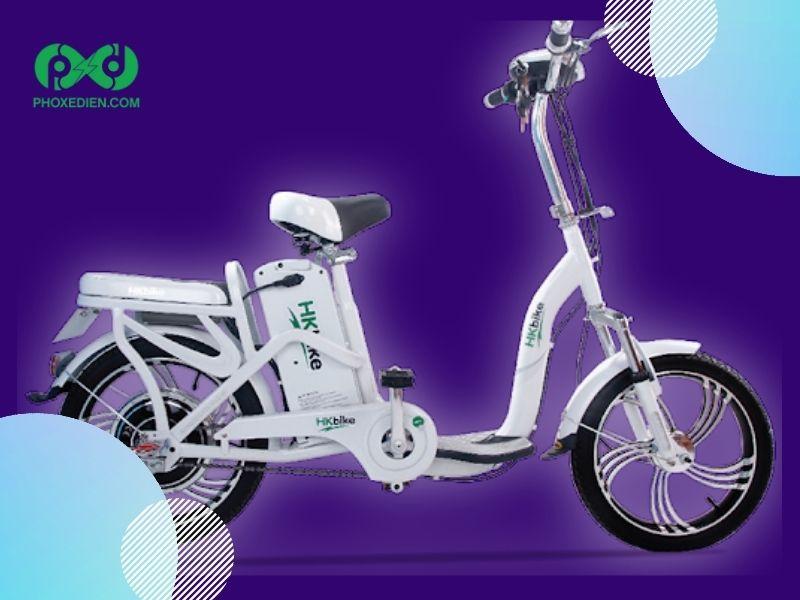 Kết cấu, thiết kế vững chắc, bền chắc của xe đạp điện HKBike