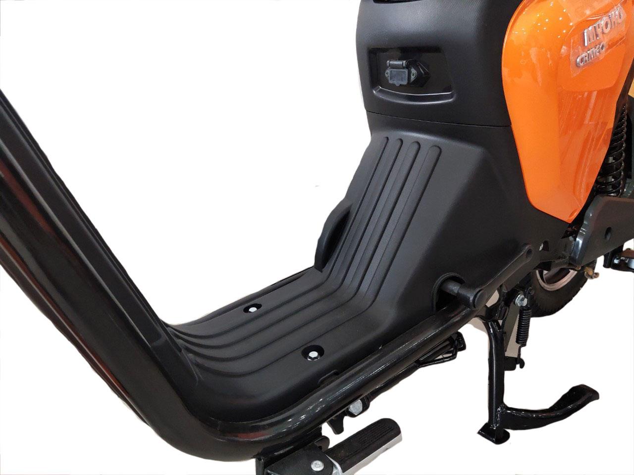 Để chân và bàn đạp - Xe đạp điện Myoko