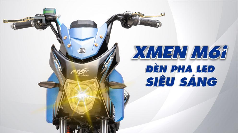 Đèn pha led siêu sáng - Xe máy điện xmen dtp