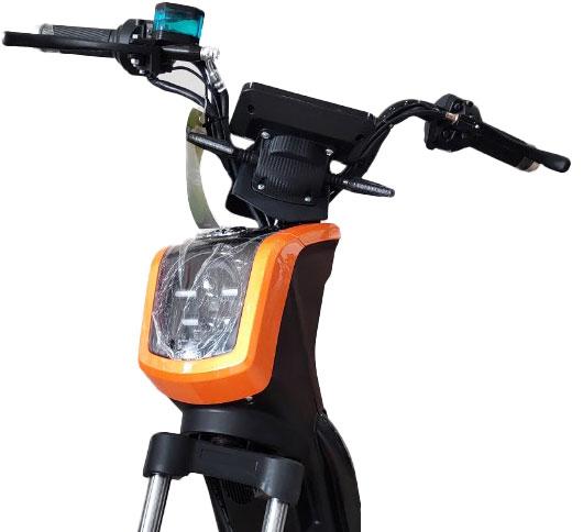 Đèn pha led với khả năng chiếu sáng vượt trội - Xe đạp điện myokoo