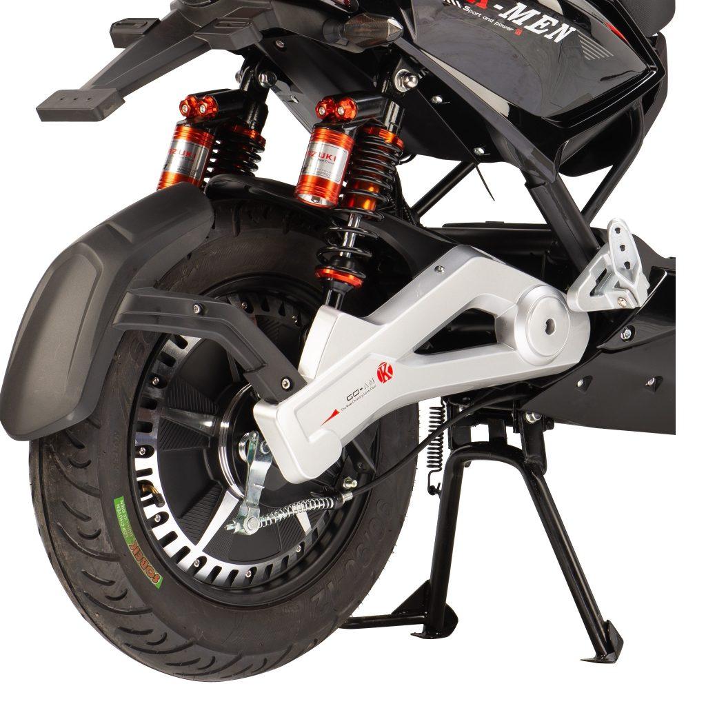 Động cơ xe máy điện xmen k2 mạnh mẽ, chống nước