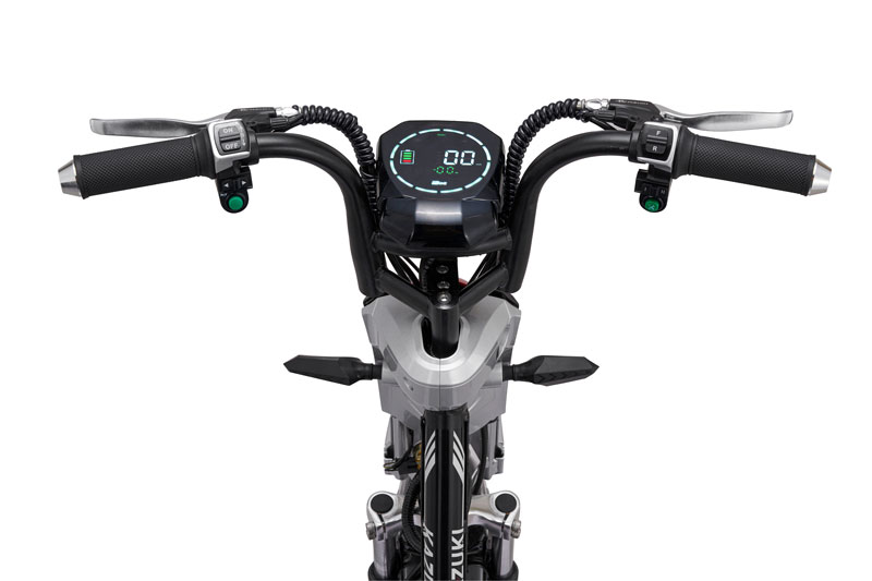 Hệ thống điều kiển tự động hiện đại - Xe đạp điện KAZUKI-X5I V1