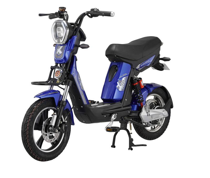 Thiết kế với kiểu dáng thời trang - Xe đạp điện KAZUKI MAX