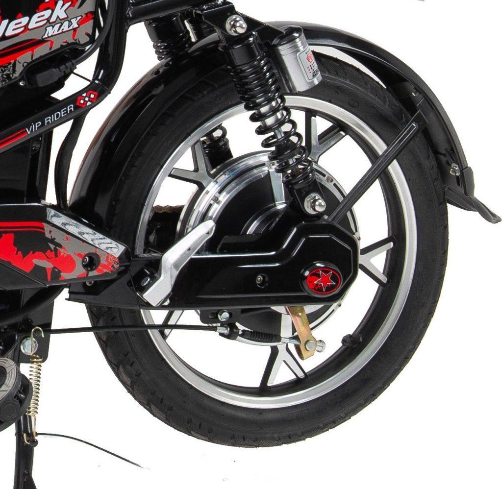 Xe đạp điện DTP Jeek max động cơ mạnh mẽ