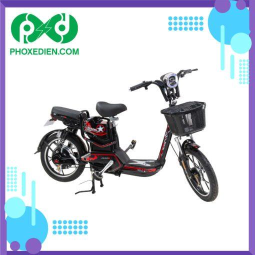 Xe đạp điện DTP jeek max - phố xe điện