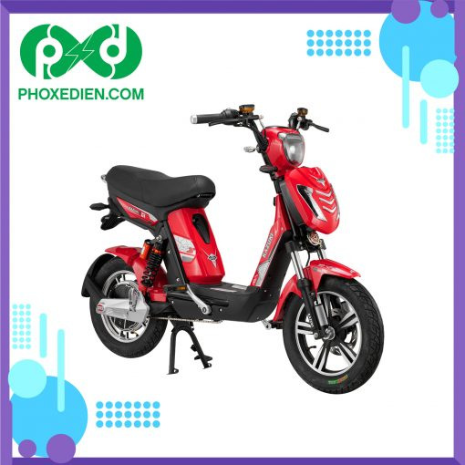 Xe đạp điện KAZUKI K3 - Màu đỏ