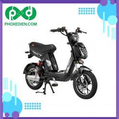 Xe đạp điện KAZUKI K3- Màu trắng đen