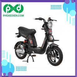 Xe đạp điện KAZUKI MAX- Màu đen đỏ