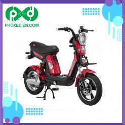Xe đạp điện KAZUKI MAX- Màu đỏ
