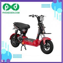 Xe đạp điện KAZUKI-X5I V1 - Màu Đỏ
