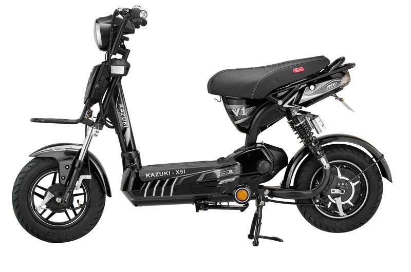 Xe đạp điện KAZUKI-X5I V1 kiểu dáng thanh lịch