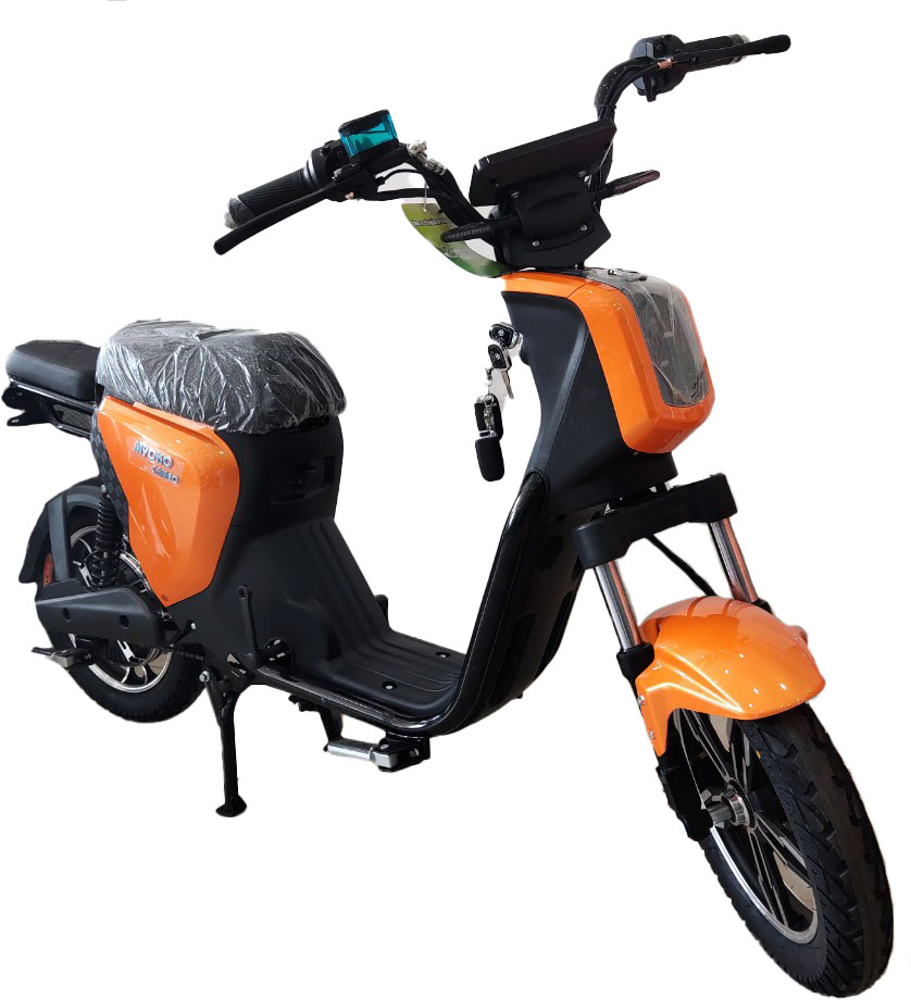 Xe đạp điện Myoko Cameo - Phố Xe Điện