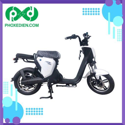 Xe đạp điện myoko Trắng