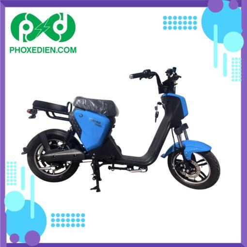 Xe đạp điện myoko Xanh dương