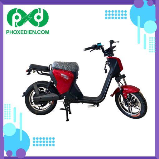 Xe-đạp-điện-myoko-màu-đỏ
