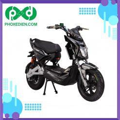 Xe máy điện Xmen DTP M6i - Đen Trắng
