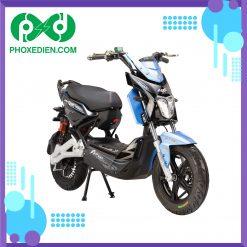 Xe máy điện Xmen DTP M6i - Màu xanh dương