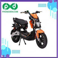 Xe máy điện Xmen Kazuki K2 - Màu cam đen