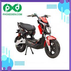 Xe-máy-điện-Xmen-Kazuki-K2---Màu-đỏ-đen