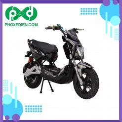 Xe máy điện Xmen Kazuki K2 - Màu trắng đen