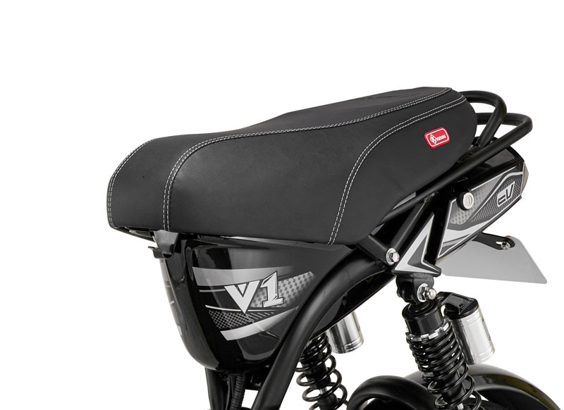 Yên cao cấp - Xe đạp điện KAZUKI-X5I V1