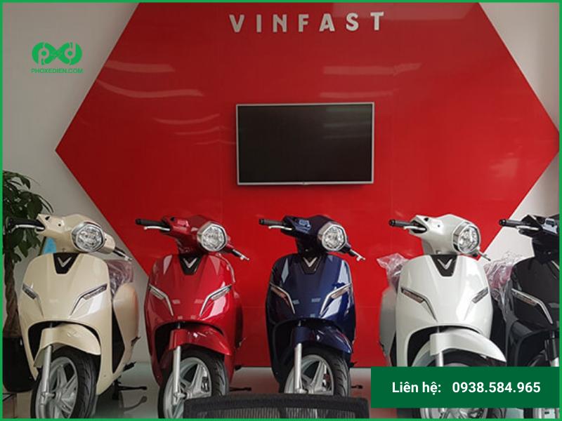 Các mẫu xe máy điện không cần bằng lái được nhiều người chọn