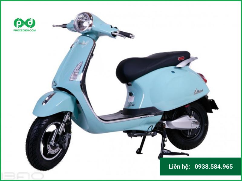 Mẫu xe máy điện DK Bike