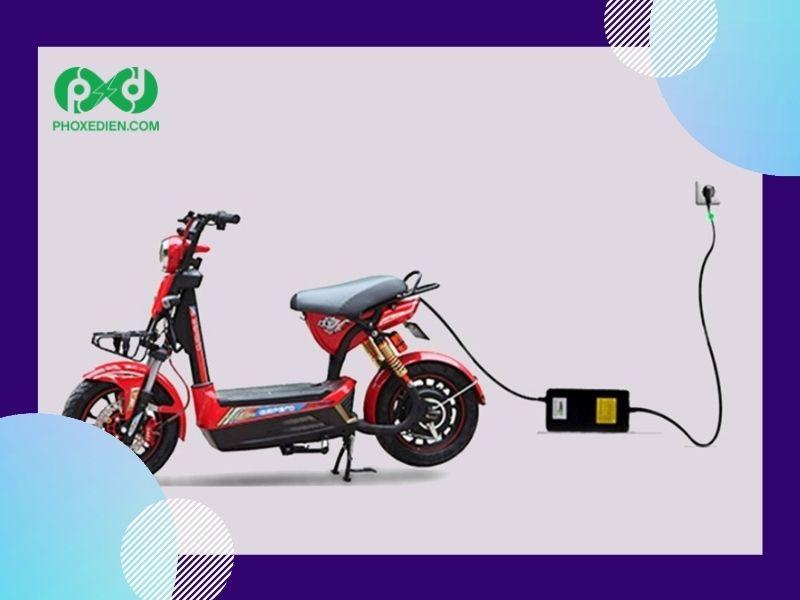 Xe đạp điện là phương tiện giúp tiết kiệm điện và chi phí đi lại cho người dùng