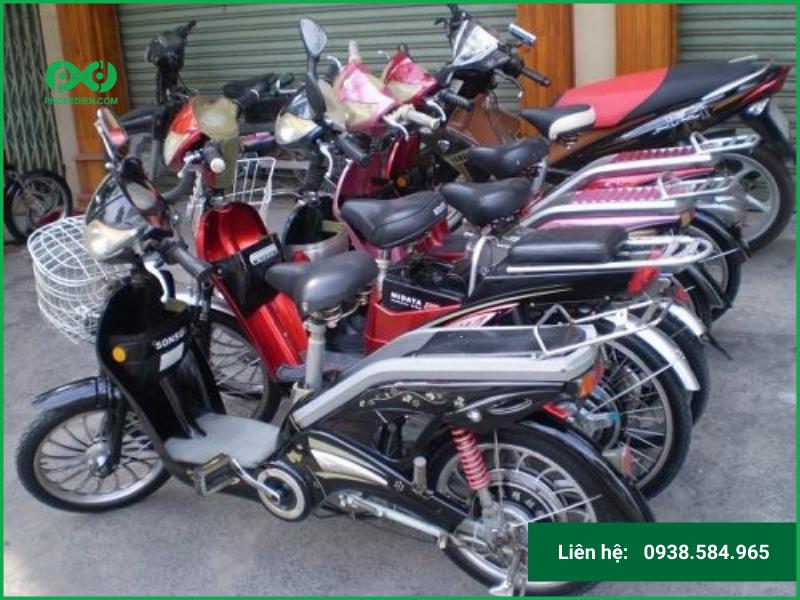 Mua bán xe đạp điện giá rẻ