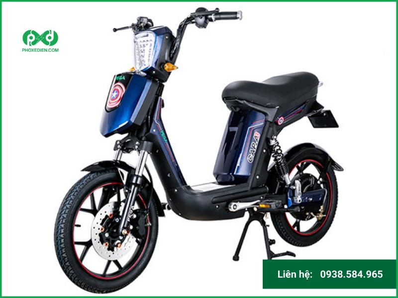 Xu hướng thiết kế trẻ trung, bắt kịp xu hướng của xe đạp điện HKBike