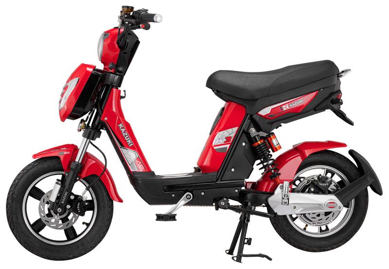 xe đạp điện kazuki k3 - thiết kế hiện đại mạnh mẽ