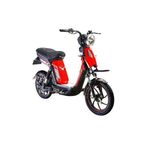 Xe đạp điện Osakar Alpha Sport 2021Màu-Đỏ