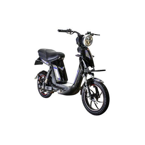 Xe đạp điện Osakar Alpha Sport 2021 Màu-XámMàu-Xanh-Dương