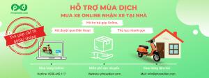 Mua xe điện online, nhận xe tại nhà - Phố Xe Điện