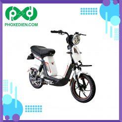Xe đạp điện Osakar Alpha Sport 2021 - Màu trắng