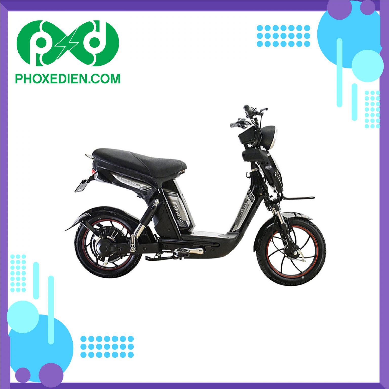 Xe đạp điện Osakar Alpha Sport 2021 - Màu xám
