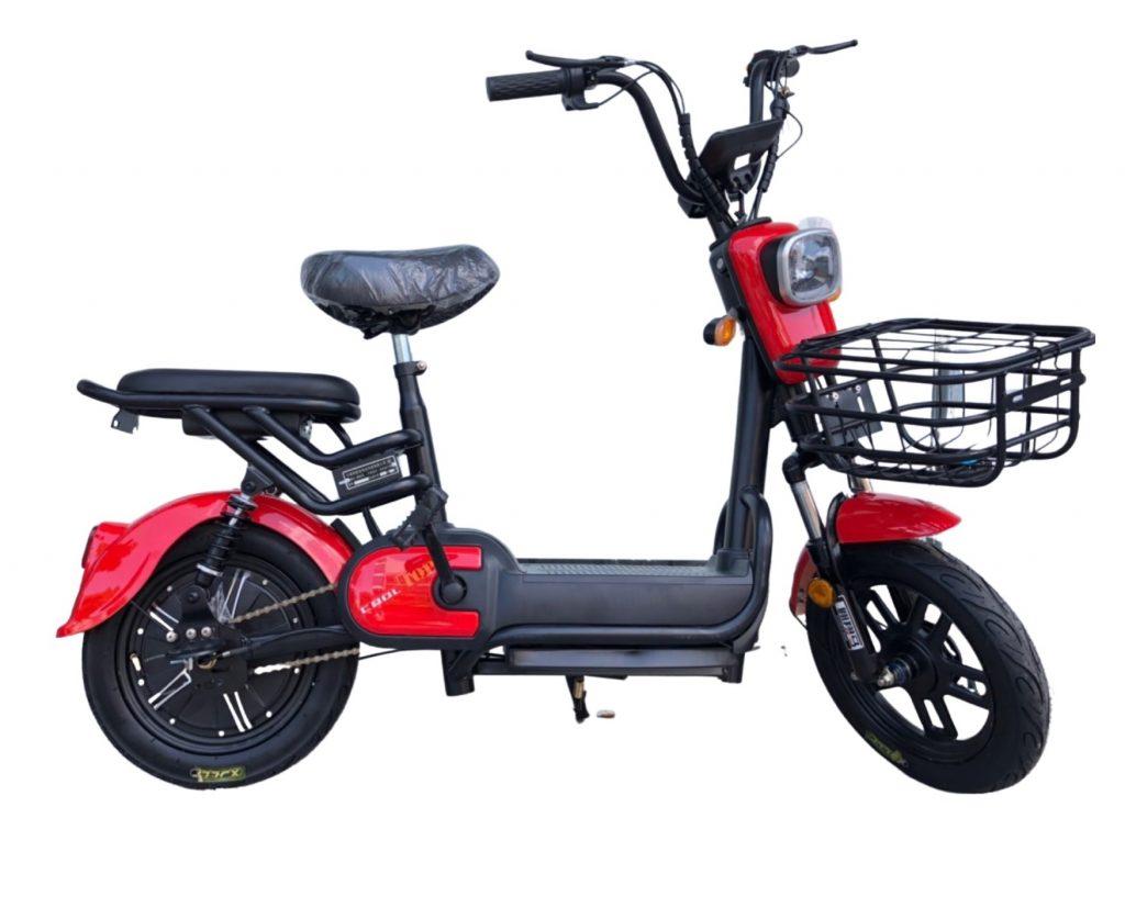 Xe đạp điện mini 2021 Thiết kế nhỏ gọn, thời trang