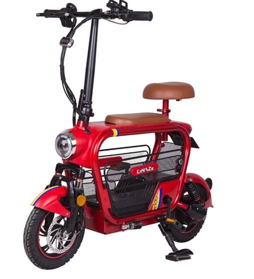 Xe điện Hot Gril Lihaze Thiết kế nhỏ gọn xinh xắn