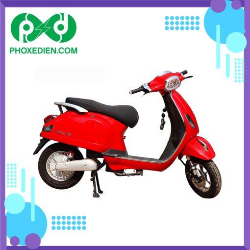 Xe máy điện Kazuki VP LX150 - Màu đỏ