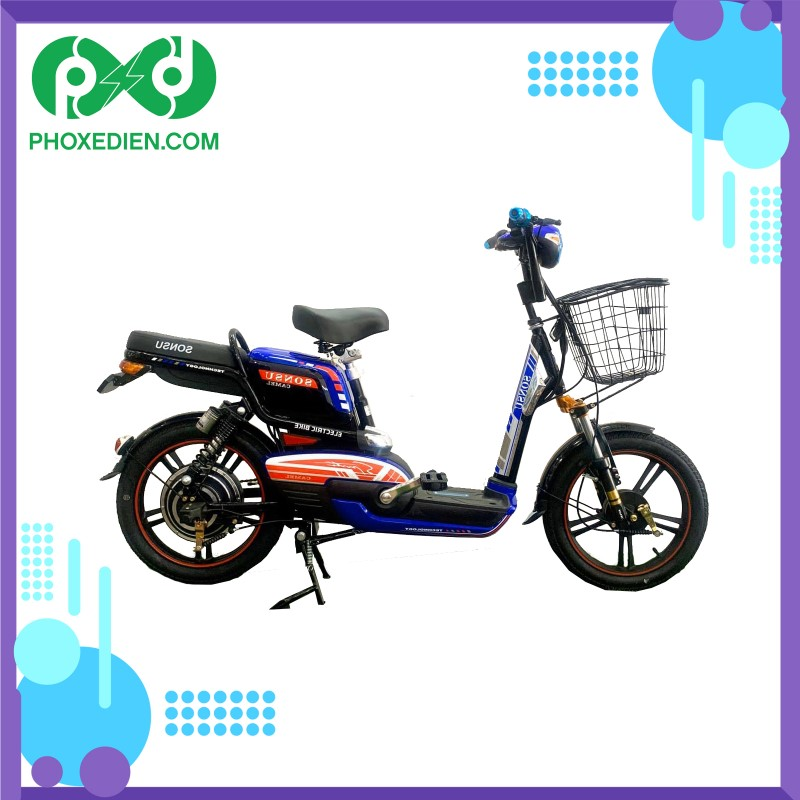Xe đạp điện ngày càng được ưa chuộng do tính tiện lợi