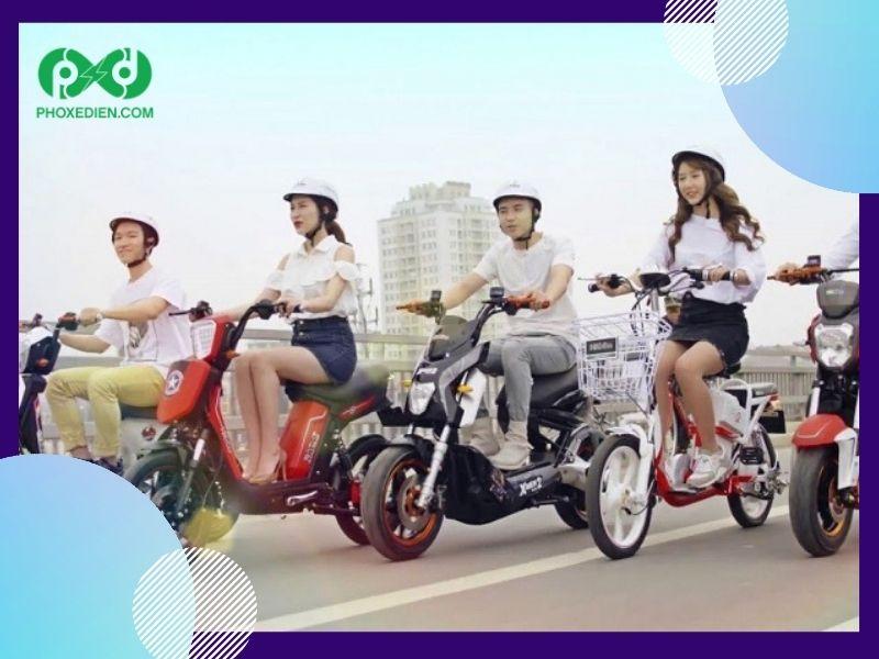Hãy tham gia giao thông một cách an toàn